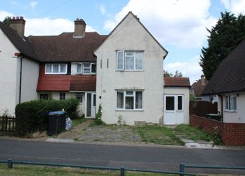 Thumbnail 4 bed semi-detached house for sale in Sweet Briar Green, London