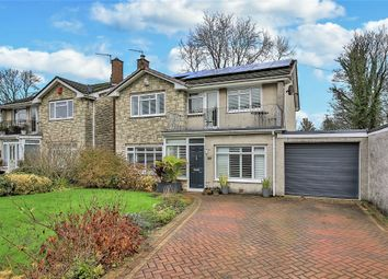 Thumbnail 4 bed detached house for sale in Grange Close, Wenvoe, Cardiff