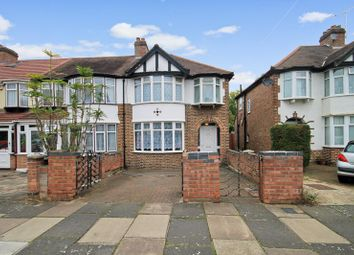 Thumbnail End terrace house for sale in Jeymer Drive, Greenford