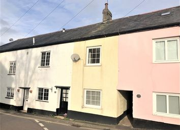 Thumbnail 2 bed cottage for sale in Queen Street, Honiton