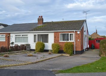 Thumbnail 2 bed semi-detached bungalow to rent in Coed Gwern, Abergele
