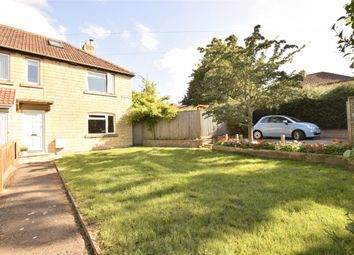 Thumbnail 3 bed semi-detached house for sale in The Oval, Bath, Somerset
