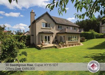 Thumbnail 5 bed detached house for sale in 30, Beechgrove Rise, Cupar, Fife