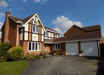 Thumbnail 4 bed detached house for sale in Kings Close, Heanor, Derbyshire