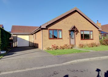 Thumbnail 3 bed bungalow for sale in Cairn Park, Longframlington, Morpeth
