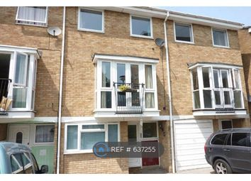 Thumbnail 4 bed terraced house to rent in Staines Square, Dunstable