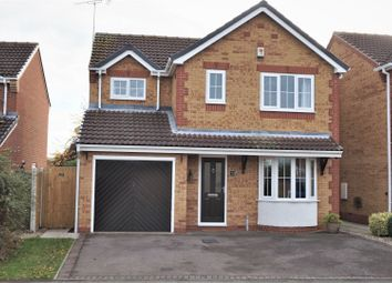 Thumbnail 4 bed detached house for sale in Pinfold Drive, Carlton In Lindrick