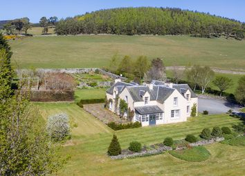 Thumbnail 6 bed detached house for sale in Peebles