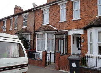 Thumbnail 3 bed terraced house to rent in Stafford Road, Bedford