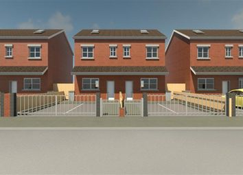 Thumbnail 4 bedroom semi-detached house for sale in Thompson Street, Miles Platting, Manchester