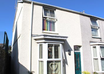 Thumbnail 2 bed end terrace house for sale in Castle Street, Mumbles, Swansea