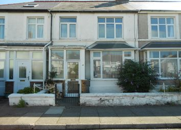 Thumbnail 3 bed terraced house to rent in Poplar Avenue, Porthcawl