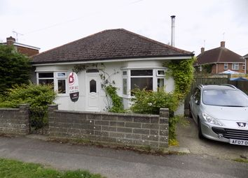 Thumbnail 3 bed detached bungalow for sale in Calmore Gardens, Totton