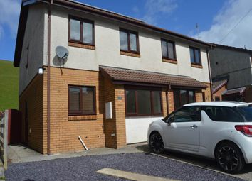 Thumbnail 3 bed property to rent in Bryncastell, Bow Street, Aberystwyth