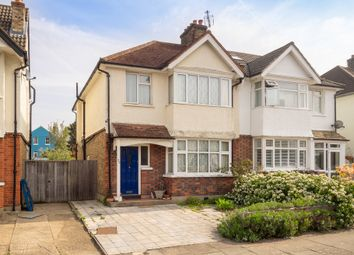 Thumbnail 3 bed semi-detached house for sale in Neville Road, Kingston Upon Thames