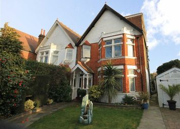 Thumbnail 3 bed flat to rent in Sutherland Road, London