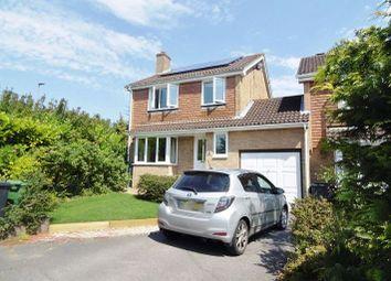 Thumbnail 4 bed link-detached house to rent in Saffron Close, Chineham, Basingstoke