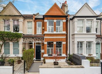Strauss Road, Bedford Park Borders, Chiswick, London W4. 3 bed terraced house for sale