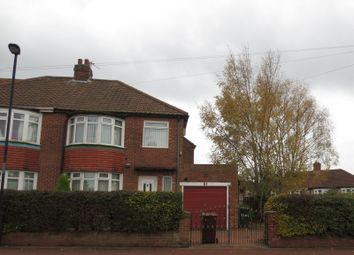 Thumbnail 3 bedroom semi-detached house to rent in Heatherslaw Road, Newcastle Upon Tyne, Tyne And Wear.