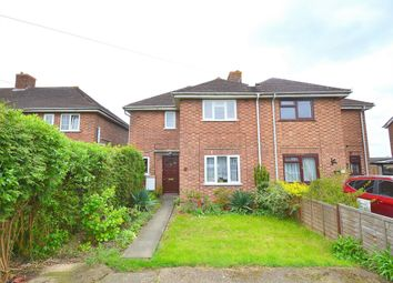 Thumbnail 2 bed semi-detached house for sale in Potton Road, St Neots, Cambridgeshire