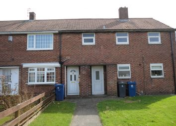 Thumbnail 1 bed terraced house to rent in Whiteleas Way, South Shields