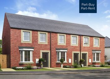 "Thumbnail 3 bed end terrace house for sale in ""Bowland"" at Mitton Road, Whalley, Clitheroe"