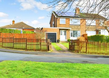 Thumbnail 3 bed semi-detached house for sale in Knox Avenue, Harrogate, North Yorkshire