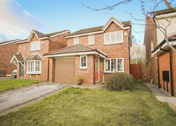 Thumbnail 3 bed detached house for sale in Blossom Avenue, Oswaldtwistle, Lancashire