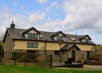Thumbnail 3 bed barn conversion for sale in Cilycwm, Llandovery