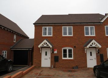 Thumbnail 2 bed semi-detached house for sale in Bloxham Way, Radford Semele, Leamington Spa