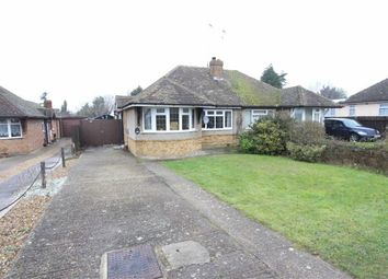 Thumbnail 2 bed semi-detached bungalow for sale in Hillview Lane, Great Billington, Leighton Buzzard