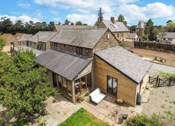 Steppe House Farm, Pencraig, Ross-On-Wye HR9. 3 bed barn conversion for sale