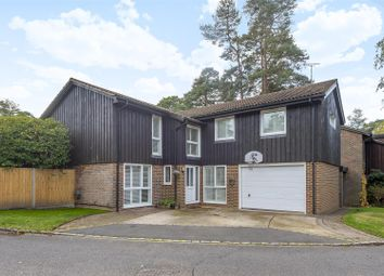 Thumbnail 5 bed detached house for sale in Towers Drive, Crowthorne, Berkshire
