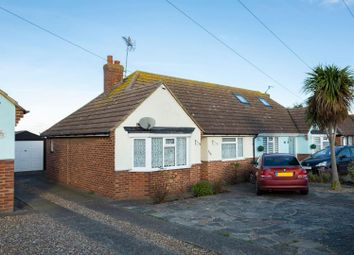 Thumbnail 2 bed semi-detached bungalow for sale in Canterbury Road, Birchington