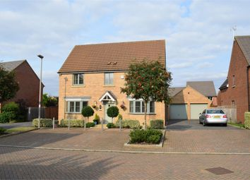 Thumbnail 4 bed detached house for sale in Weavers Lane, Oakridge Park, Milton Keynes, Buckinghamshire