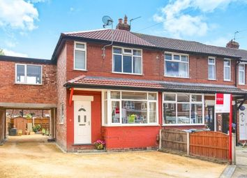 Thumbnail 3 bed semi-detached house for sale in Gwenbury Avenue, Offerton, Stockport, Cheshire