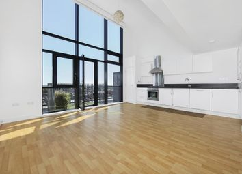 Thumbnail 2 bedroom flat for sale in Cowley Road, London