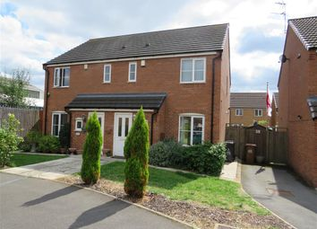 Thumbnail 3 bed semi-detached house for sale in Pitchwood Close, Darlaston, Wednesbury