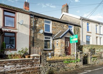 Thumbnail 3 bed cottage for sale in Perthygleision, Aberfan, Merthyr Tydfil