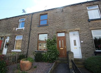 Thumbnail 2 bed terraced house for sale in Pyenot Hall Lane, Gomersal, Cleckheaton