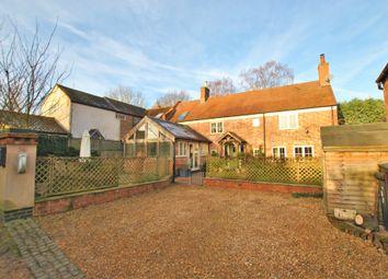 Thumbnail 3 bed cottage for sale in Oak Cottage, Browns Lane, East Bridgford
