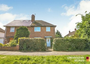 Thumbnail 2 bed semi-detached house for sale in Bury Green Road, Cheshunt, Waltham Cross, Hertfordshire