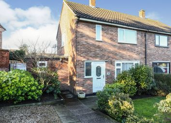 Thumbnail 2 bed semi-detached house for sale in Granville Road, Northwich