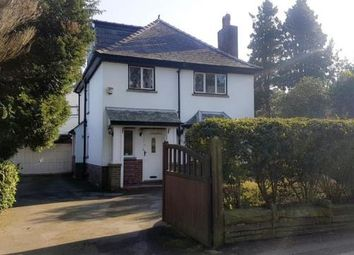 Thumbnail 4 bed detached house for sale in Macclesfield Road, Prestbury, Macclesfield, Cheshire