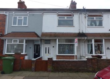 Thumbnail 2 bed terraced house to rent in Freeston Street, Cleethorpes