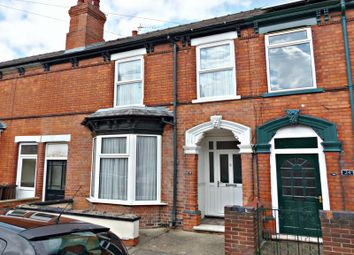 Thumbnail Terraced house for sale in Cranwell Street, Lincoln