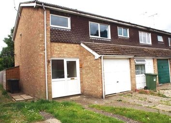 Thumbnail 3 bedroom property to rent in Lynfield Road, North Walsham
