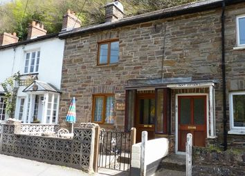 Thumbnail 3 bed cottage for sale in Northmoor Road, Dulverton
