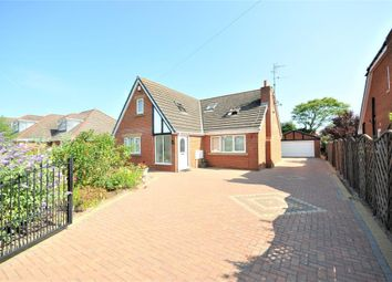 Thumbnail 4 bed detached bungalow for sale in Heyhouses Lane, St Annes, Lytham St Annes, Lancashire