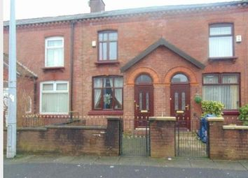 Thumbnail 2 bedroom terraced house for sale in Deane Church Lane, Bolton